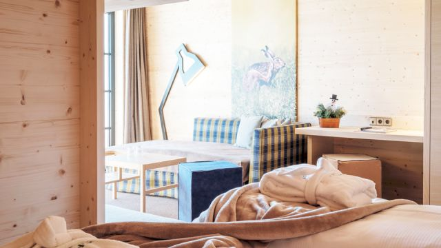 App. Nebelhorn | 45 m² - 2-Raum