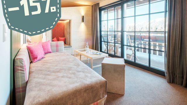 Last Minute 1 Nacht 2-Raum Appartement Hochgrat