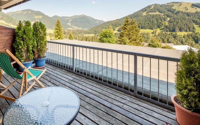 Biohotel Ifenblick: Zimmer mit Balkon