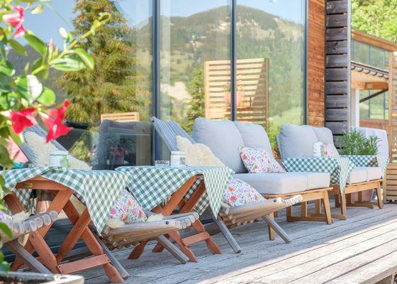 Urlaub - Berghotel Ifenblick