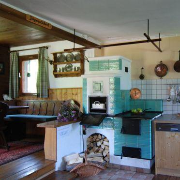 Koflerhäusl, Küche
