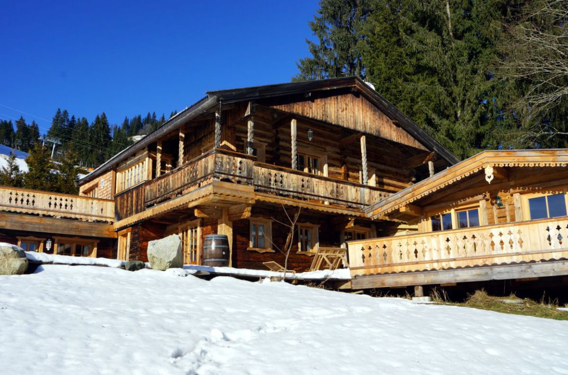 Chalet Alpenblick, Winter