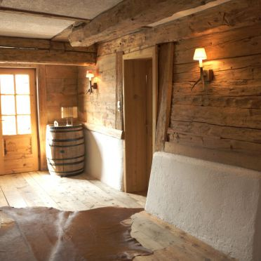 Chalet Alpenblick, Entrance