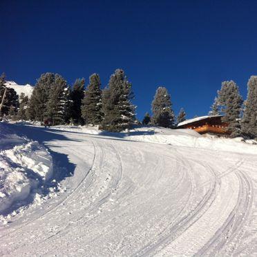 Skipiste, Chalet Hochzillertal, Kaltenbach im Zillertal, Tirol, Tirol, Österreich