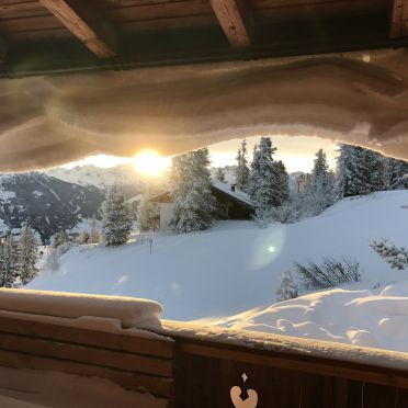 Winter, Chalet Hochzillertal in Kaltenbach, Tirol, Tirol, Österreich