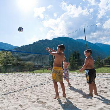 Volleyballplatz, Almchalet am Katschberg, Rennweg, Salzburg, Salzburg, Österreich