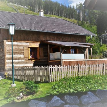 Almchalet am Katschberg, Sommer