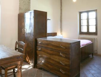 """Double Room """"Weide"""" - Bio-Agriturismo La Cerqua"""