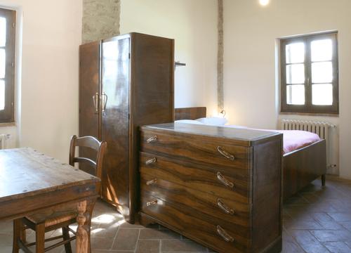 """Double Room """"Weide"""" (1/1) - Bio-Agriturismo La Cerqua"""
