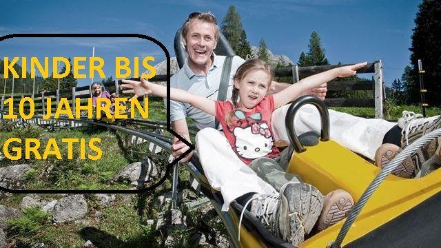 Pfingstferien - Kinder unter 10 Jahren im Familienzimmer gratis