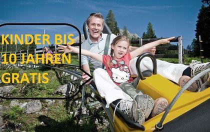 Pfingstferien - Kinder bis 10 Jahre im Familienzimmer gratis