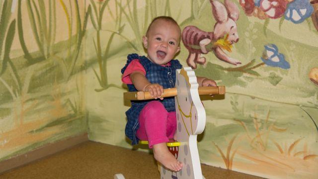 Urlaub mit Baby und Kleinkind- Kinder bis 2,9 Jahren gratis