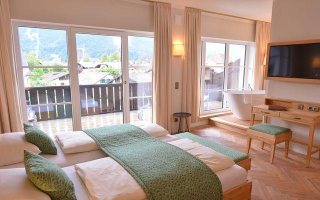 Biohotel Garmischer Hof: neues Doppelzimmer