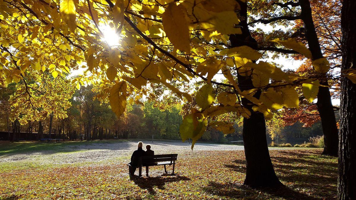 Garmischer Herbstleuchten