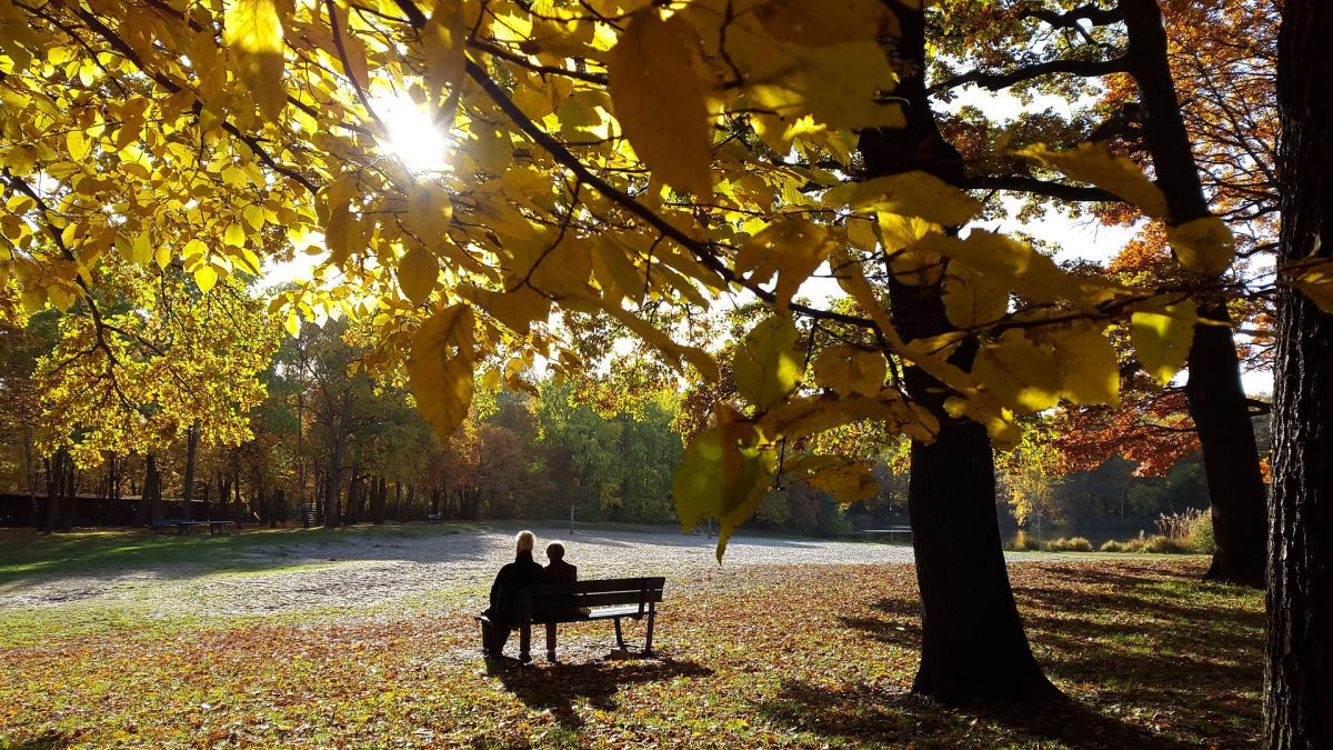 Romantic Autumn Holidays in the Garmischer Hof