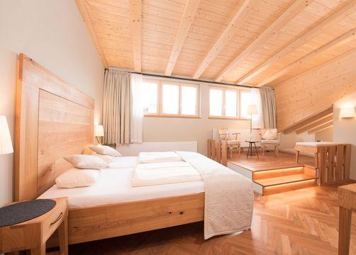 Bio comfort (1/6) - Biohotel & Bierbrauerei Garmischer Hof
