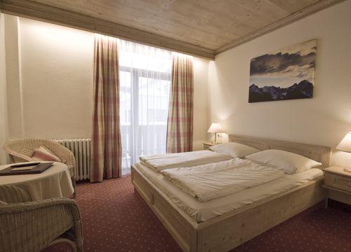 Doppio budget (1/1) - Biohotel & Bierbrauerei Garmischer Hof