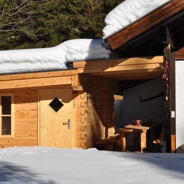 Fleissner Hütte, Saunahäuschen