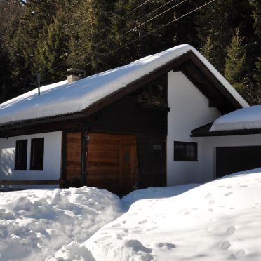 Fleissner Hütte, Winter