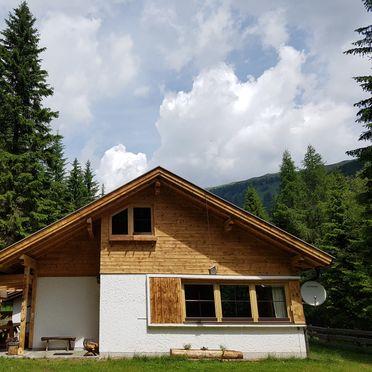 Fleissner Hütte, Sommer