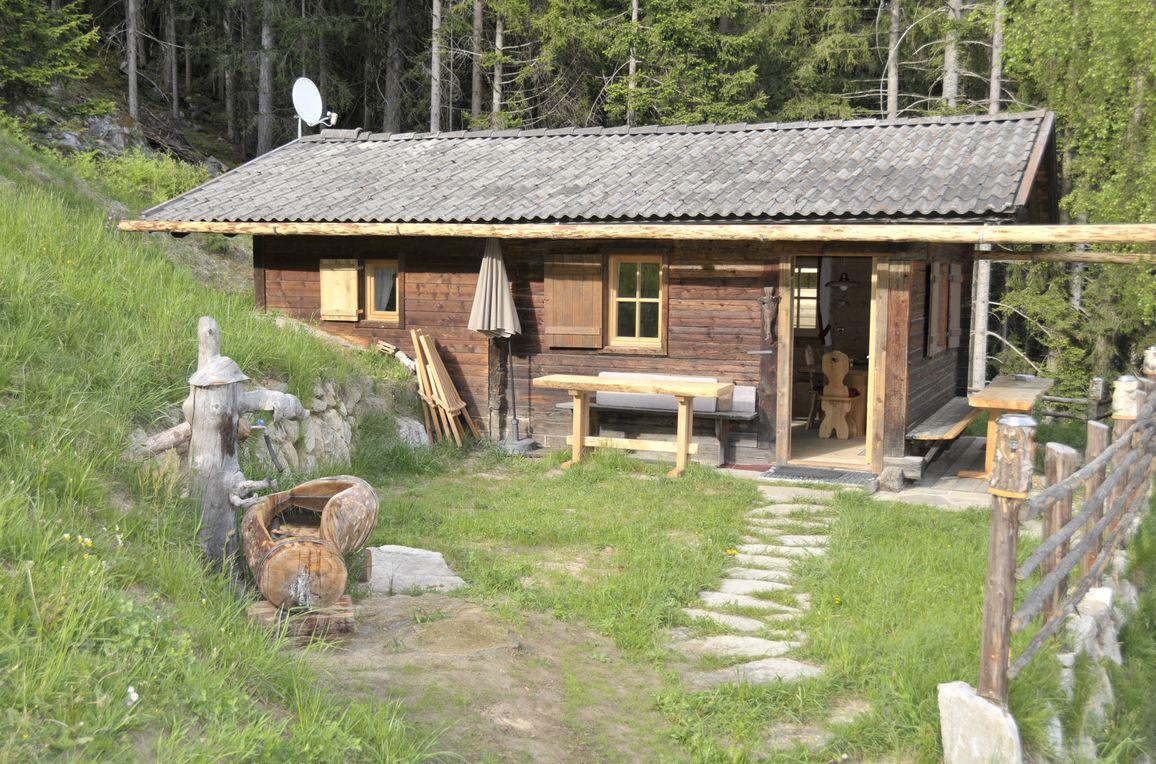 Jägerhütte, Summer
