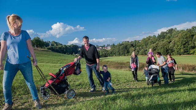 Happy Family Treff - 5% Preisnachlass ab 3 gebuchten Zimmern!