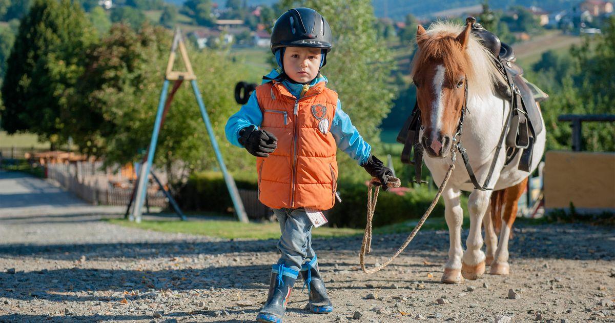 Reiter Wochenende (für Kinder ab 4 Jahren!)