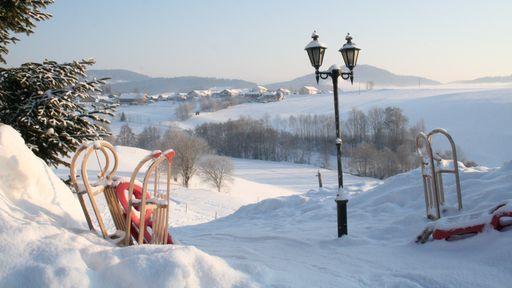 Familotel Bayerischer Wald bietet 7 = 6 Urlaub im Winter zum Spezialpreis an