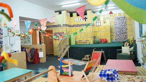 Das Familotel Gut Landegge bietet Ihnen Professionelle und liebevolle Kinderbetreuung.