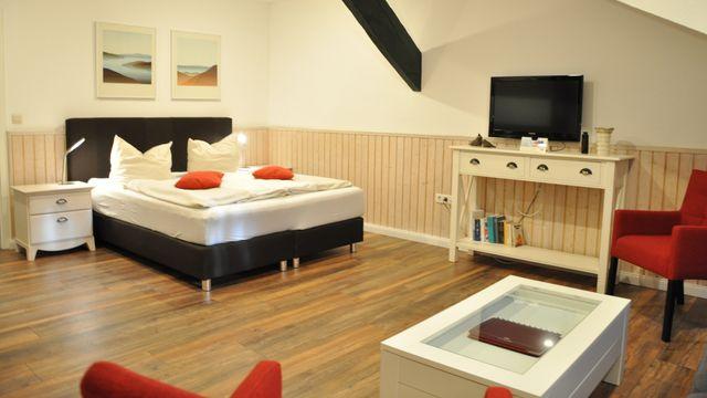 Familienappartement | 40 qm - 2-Raum