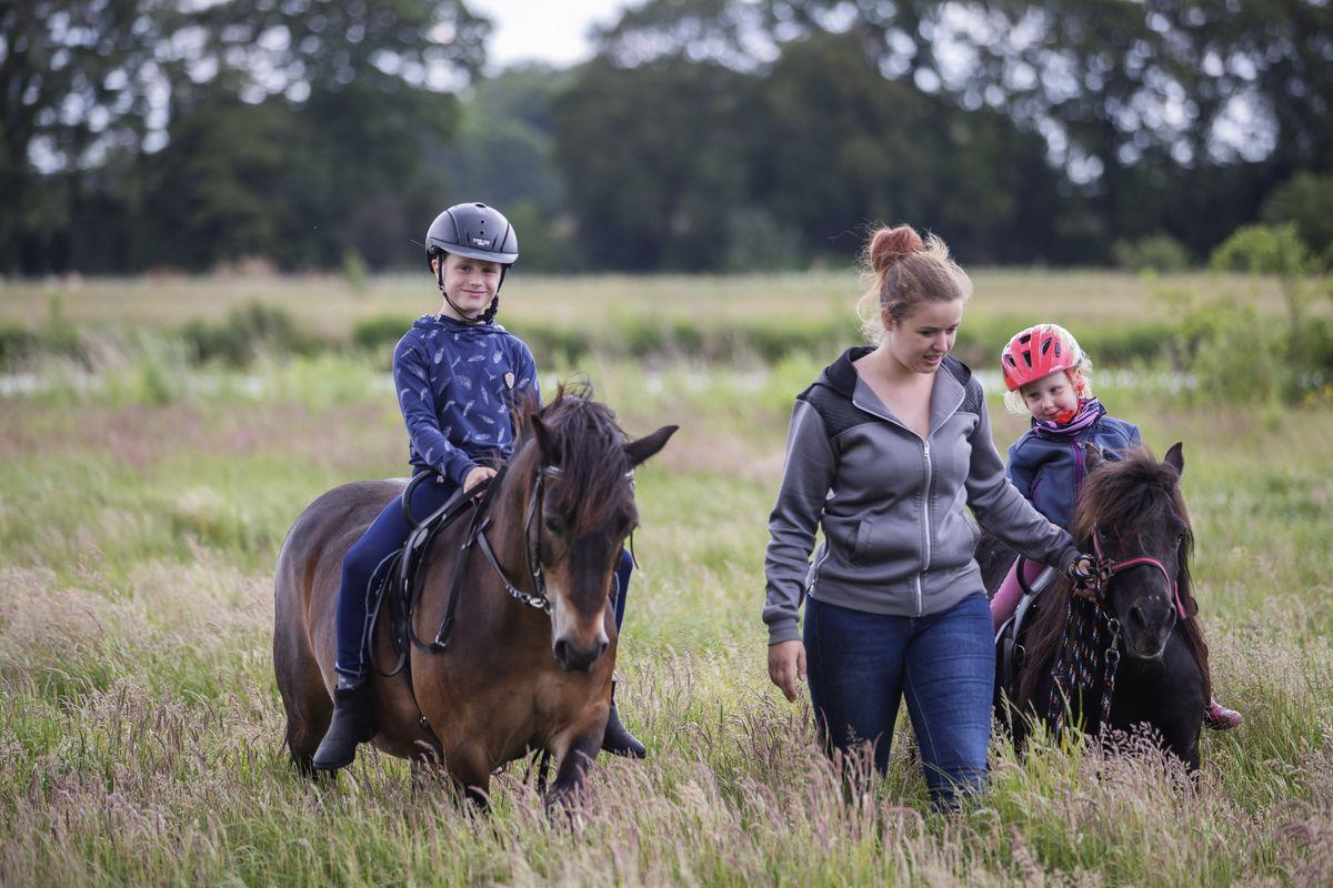 Reiterwochen für Kinder