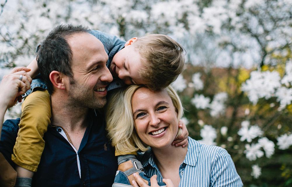 Familien-Shooting mit ca. 40 Bildern