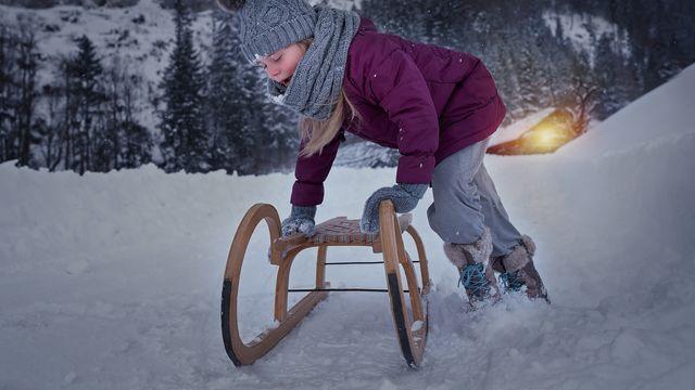 Zauberhafte Weihnachten im Winter-Wunder-Land