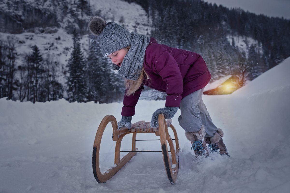 Zauberhafte Weihnachtstage im Winter-Wunder-Land