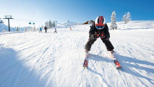 Familienurlaub mit Schneesicherheit im Sauerland