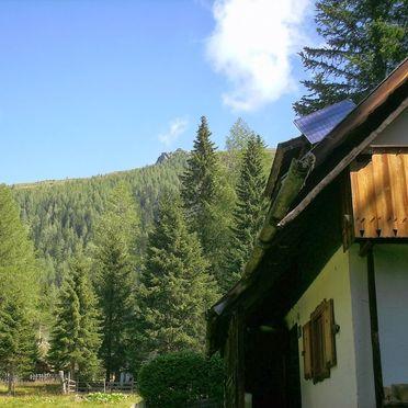 Almhütte Schmölzer, Ausblick von der Hütte