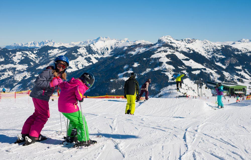Skipass 6 Tage / Start und Finale