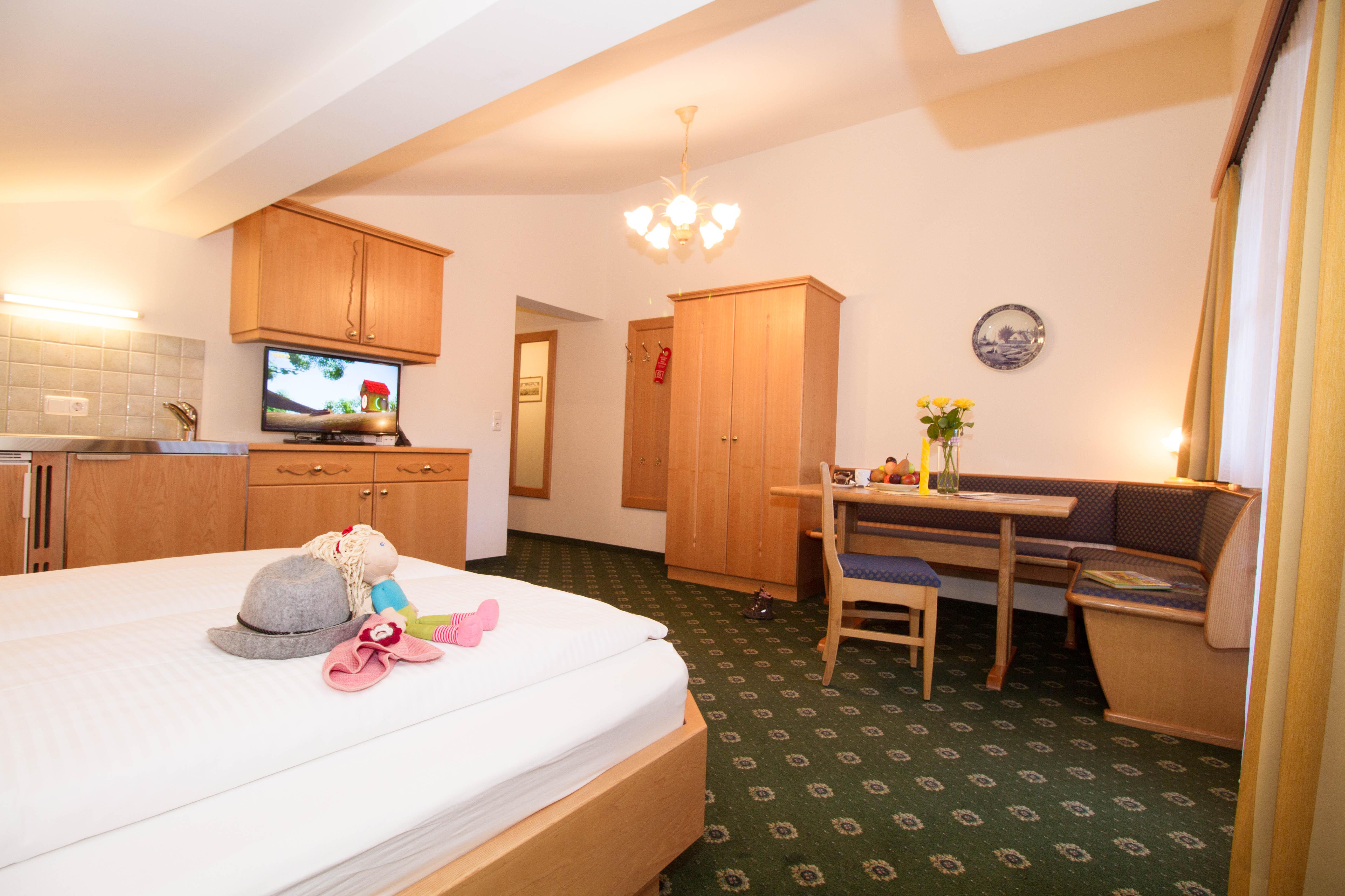 Bauernhof Hotel Oberkarteis