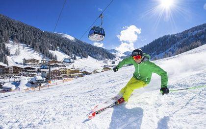 Ski-Kristall-Pauschale inkl. Skipass für Erwachsene