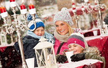Zauberhafte Weihnacht - inkl. Erwachsenen-Skipass
