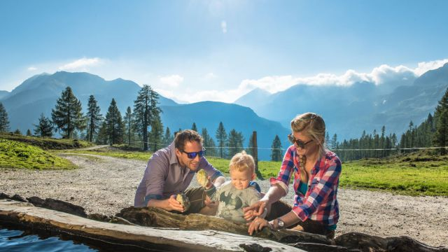 Alpin Wander & Erlebnis Woche inkl. Magic Mountains