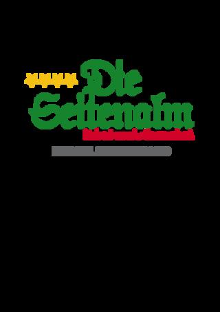 """Familienhotel """"Die Seitenalm"""" - Logo"""