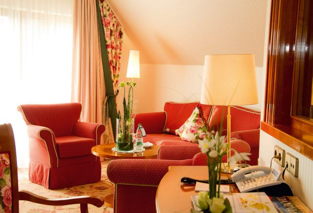 Hotel Dollenberg in Bad Peterstal–Griesbach: Suite de luxe type V (Last Minute)