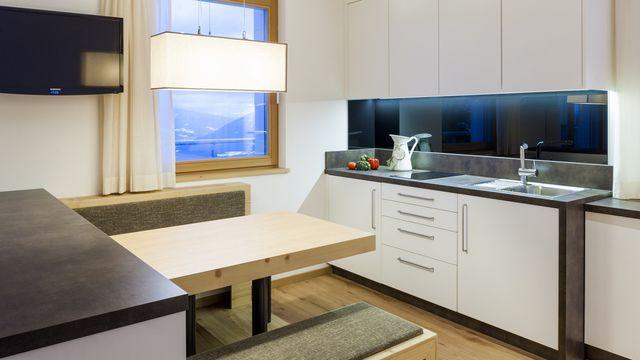 AP Peitlerkofel im Erdgeschoß | 56 qm - 3-Raum