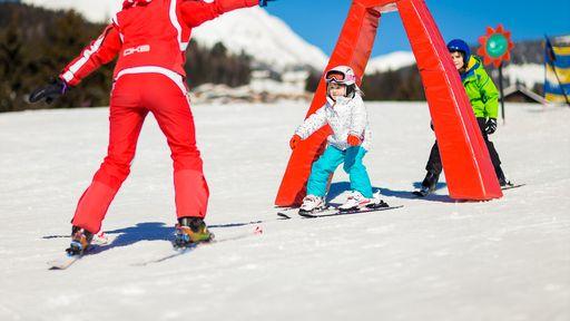 Skifahren wie die Großen - Familotel Alpenhof