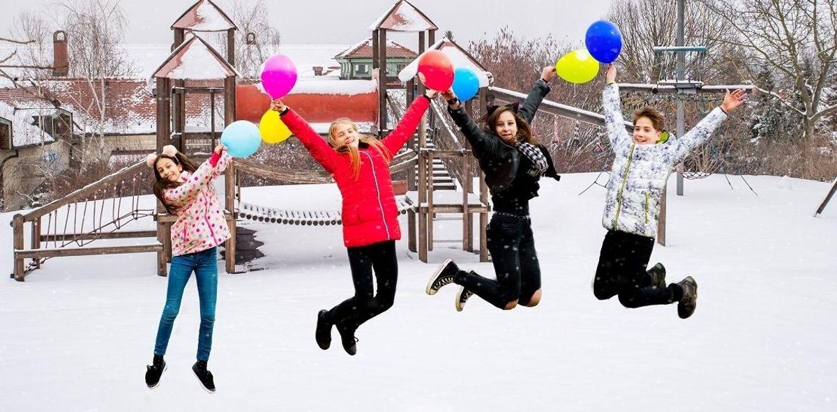 Winterferien - Winterferien für die ganze Familie