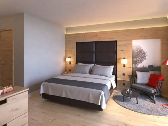 Doppelzimmer Premium #1