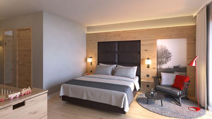Hotel Zimmer: Doppelzimmer Premium - Schreinerhof in Schönberg