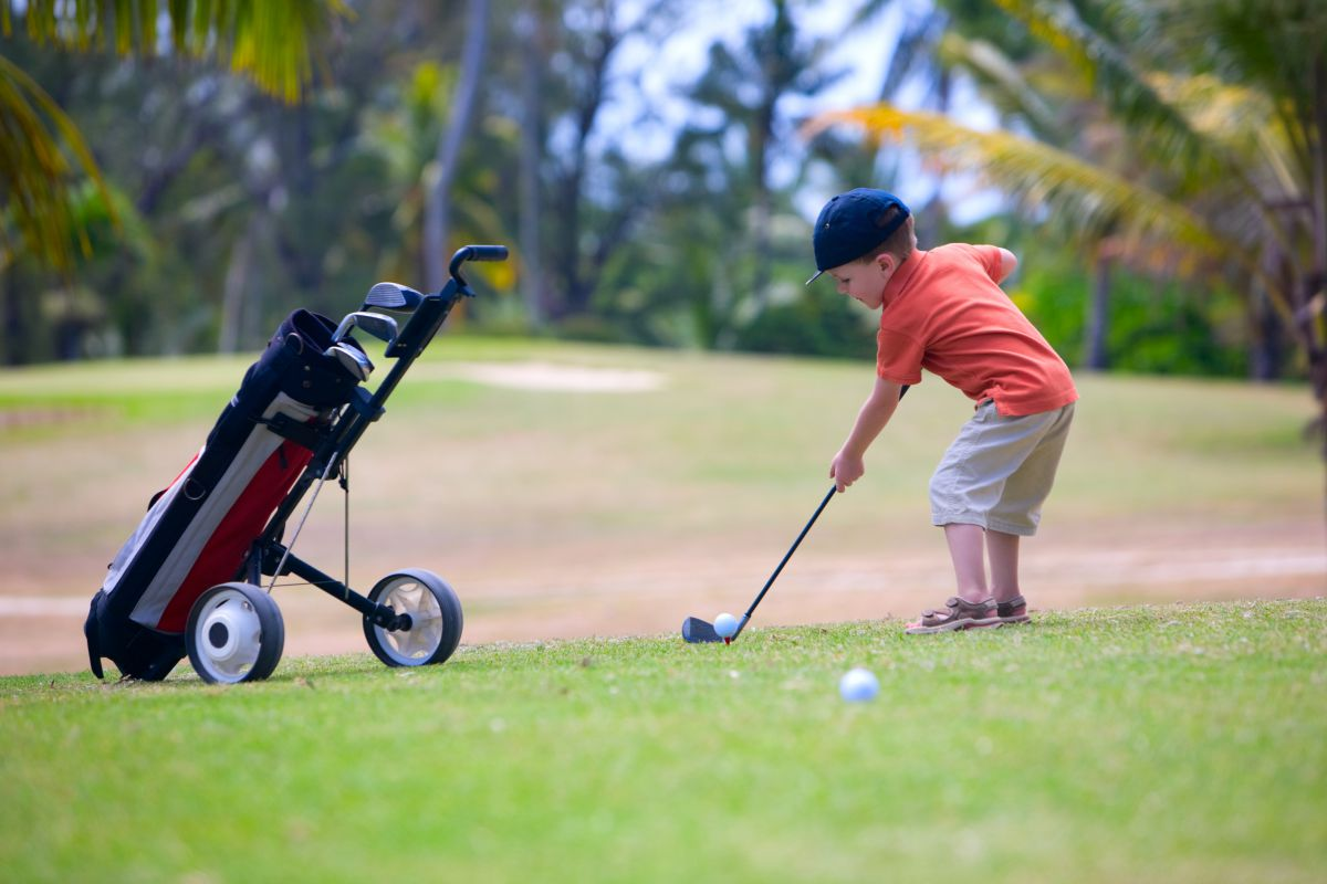 Golfschnuppertage im Schreinerhof