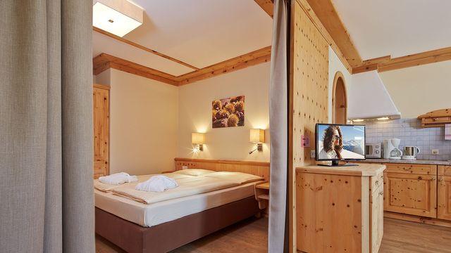 Familienzimmer Igel | 40 qm - 1-Raum